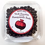 Dark-Chocolate-Covered Pomegranate Seeds ($4)