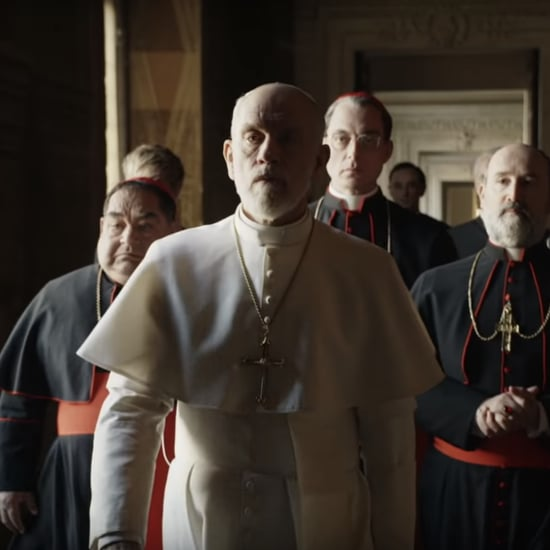 The New Pope Series Trailer