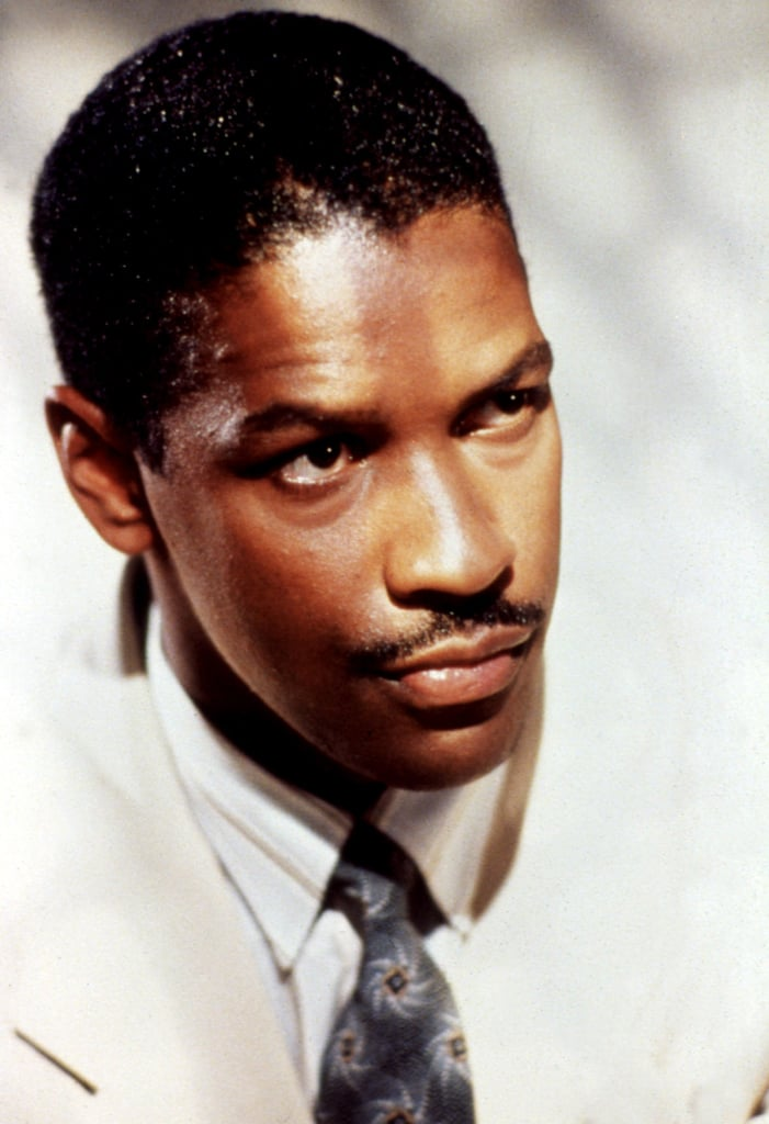 Whatever Your Day Has Been Like, These Young Denzel Washington Pictures Will Make It Better