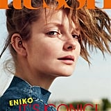 Pictures of Eniko Mihalik in Russh Magazine