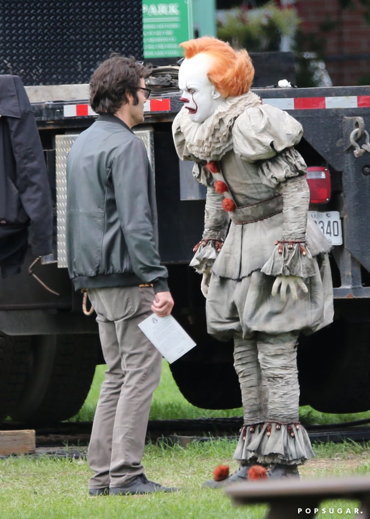 It Chapter Two Set Pictures
