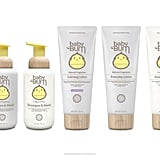 Sun Bum's Baby Hair and Skincare Line