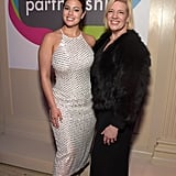 Ashley Graham and Her Mom Pictures