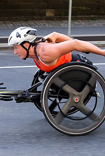 Tatyana McFadden Heads to Her 6th Paralympic Games in 2021