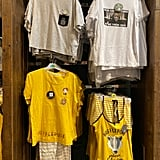 Hufflepuff PJs and Harry Potter T-Shirts