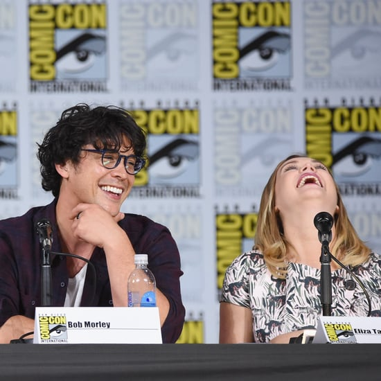 The 100 Cast Pictures