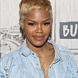 Teyana Taylor's Major Crop and Lighten