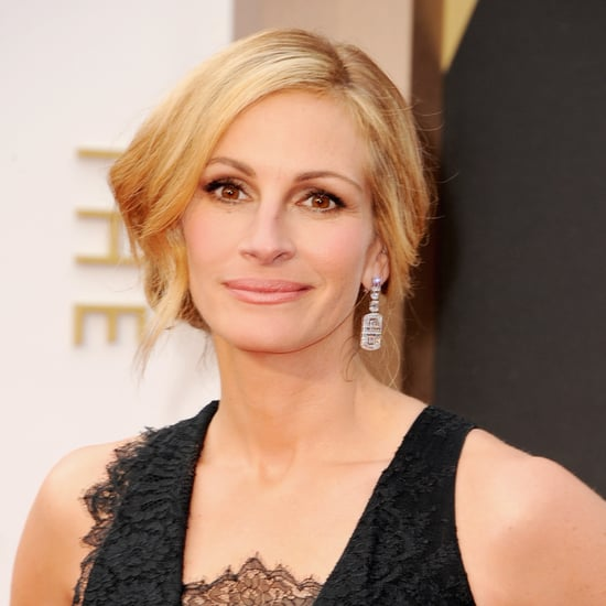 Julia Roberts Debuts Blonde Hair on the Oscars Carpet — Like It?