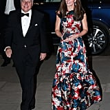 Kate's a Fan of This Label and Wore This Erdem Gown Back in 2015