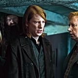 Bill Weasley, played by Domhnall Gleeson