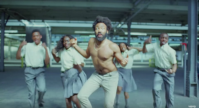 "This Is America: Kids In Childish Gambino's ""This Is America"" Video"