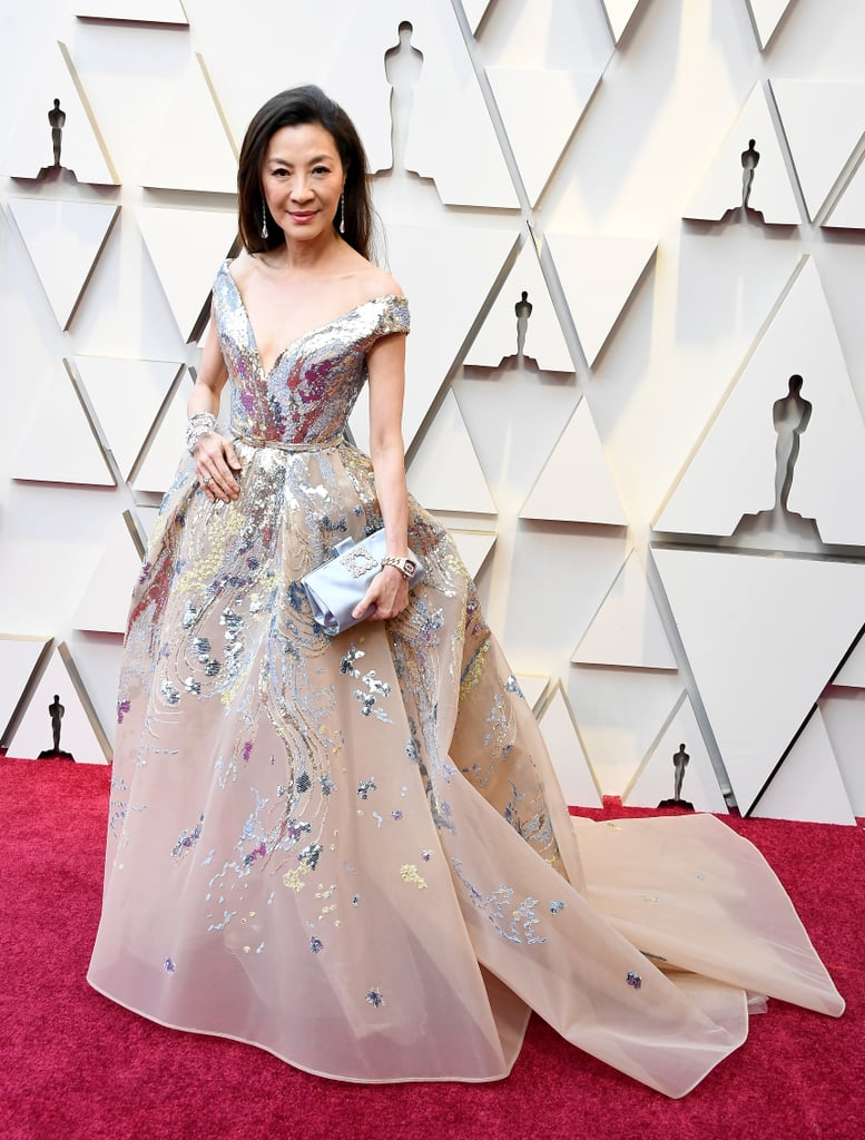 Michelle Yeoh at the 2019 Oscars