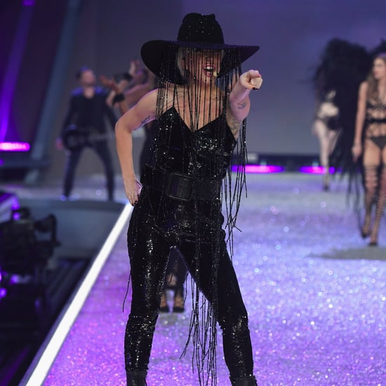 Lady Gaga Wearing Gladys Tamez Hats