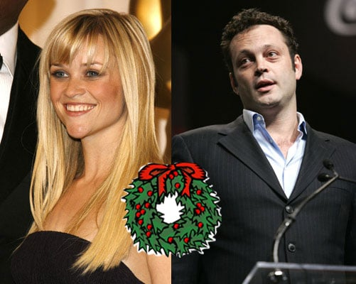 Reese and Vince to Have Four Christmases