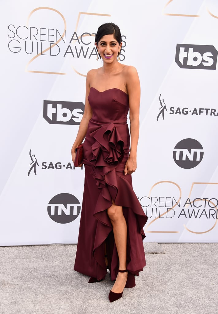 SAG Awards Red Carpet Dresses 2019