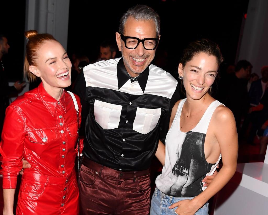 Pictured: Kate Bosworth, Jeff Goldblum, and Sofia Sanchez de Betak