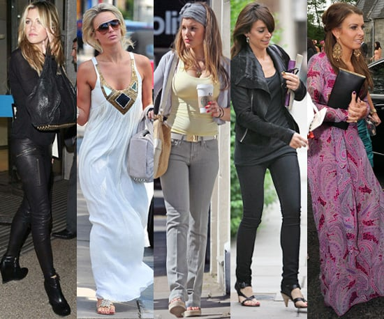 Photos of WAGS, Which is the Most Stylish?