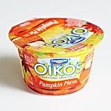 Dannon Oikos Pumpkin Pie