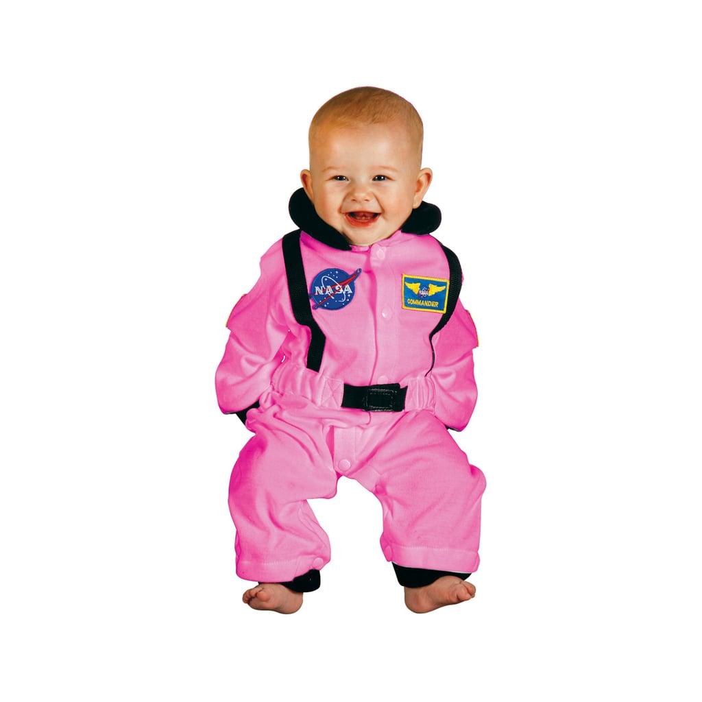 Aeromax Jr. Astronaut Romper, Pink