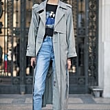 A Trench Coat Goes a Long Way