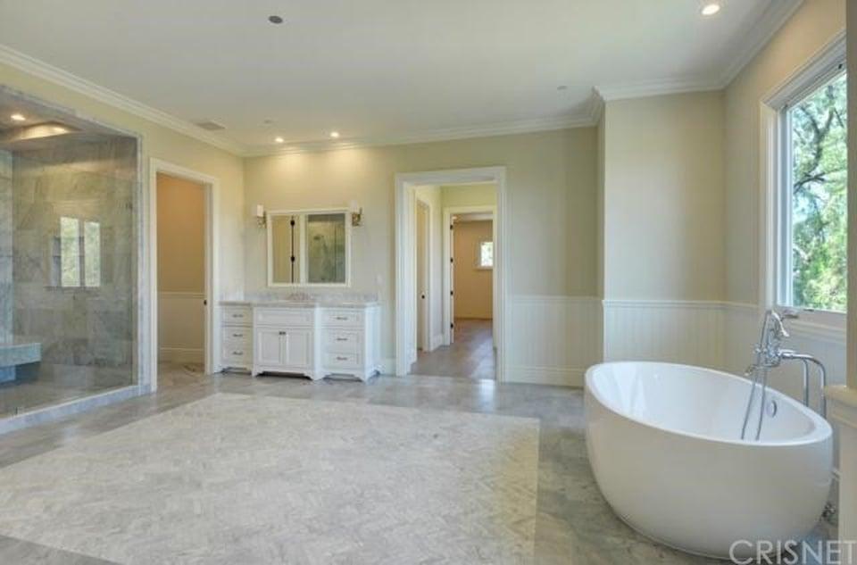 Scott Disick Buys New Hidden Hills Los Angeles Home Popsugar Home Photo 9
