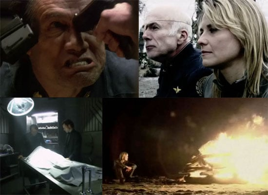 "Battlestar Galactica Recap Quiz Episode 11 ""Sometimes a Great Notion"""