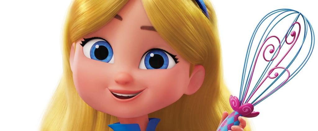 Disney Junior Series Alice's Wonderland Bakery, Coming 2022