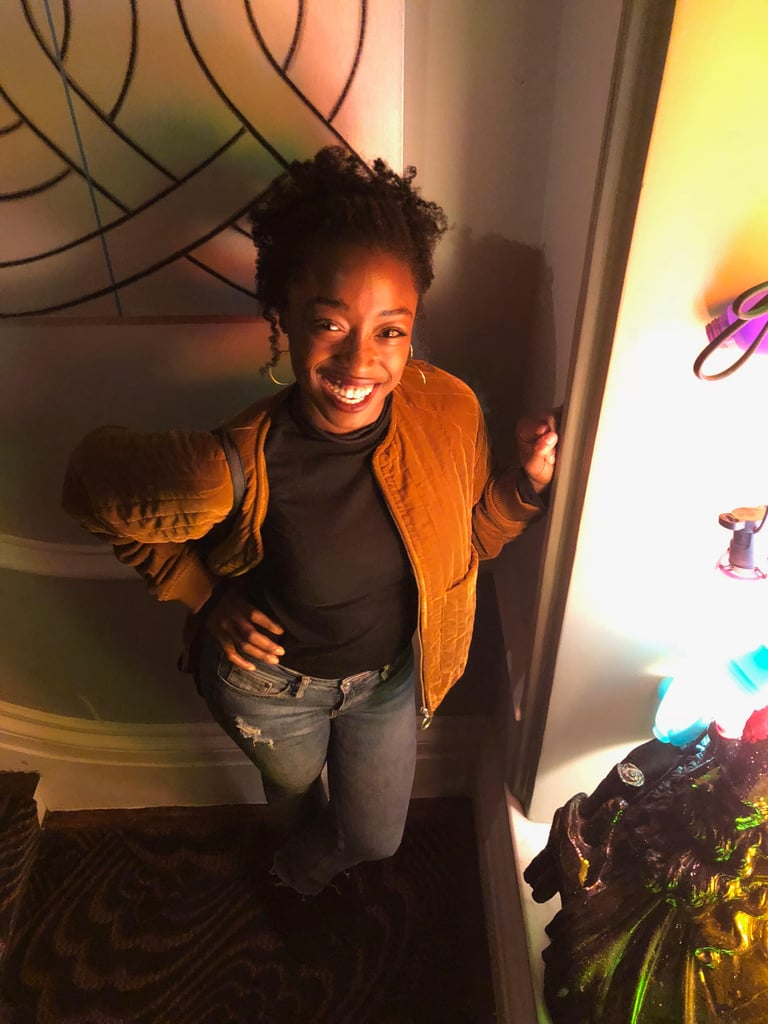 Wura Ibidunni | senior insights analyst, POPSUGAR
