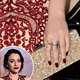 As you can see, our reader's love nails! So we weren't surprised to see our gallery of celebrity manicures bubbling up on social media.