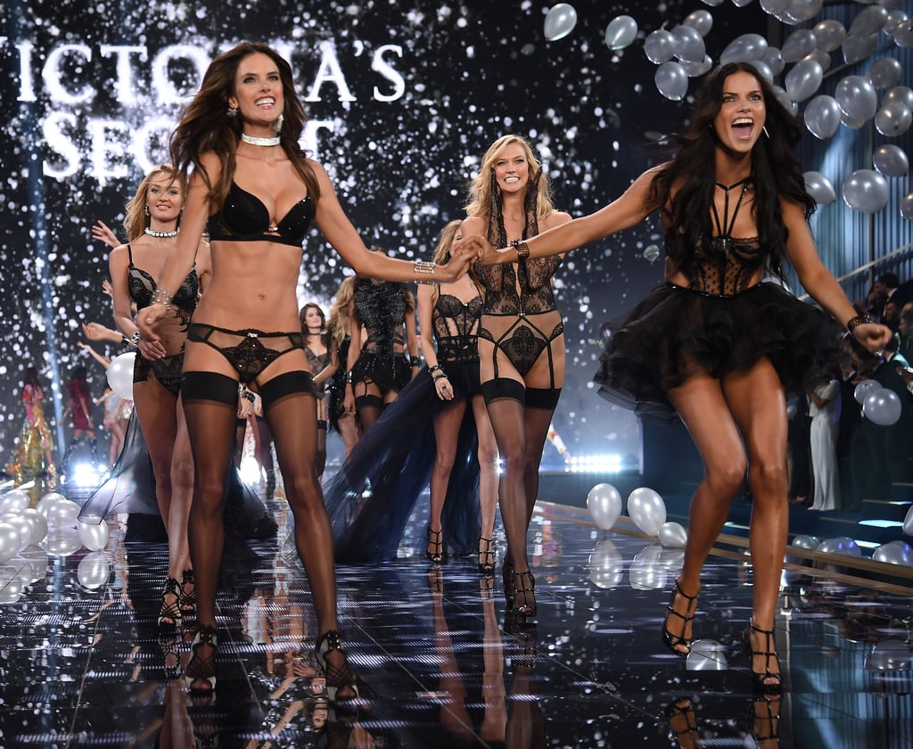 Victoria's Secret Fashion Show Lingerie 2014