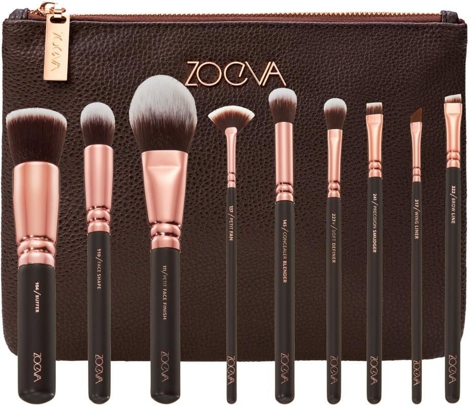 Zoeva Rose Golden Makeup Brush Set