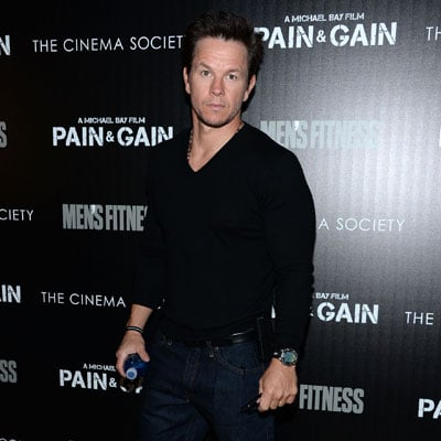 Mark Wahlberg at Pain & Gain NYC Premiere | Pictures