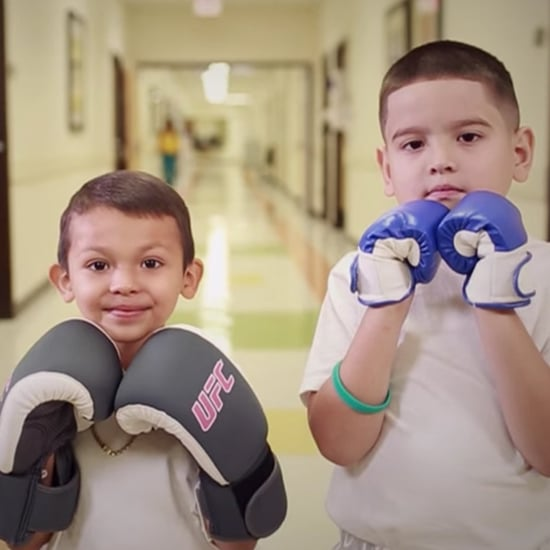 """Video of Kids With Cancer Singing """"Fight Song"""""""