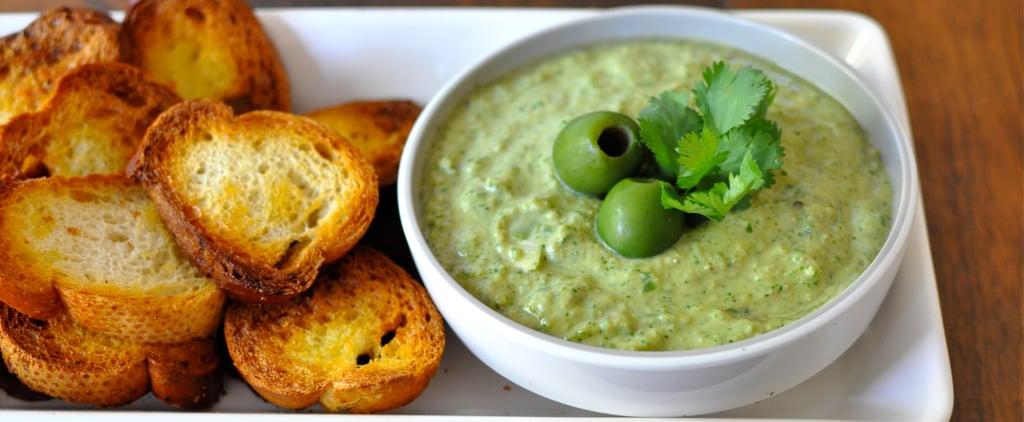 Green Olive Dip Recipe