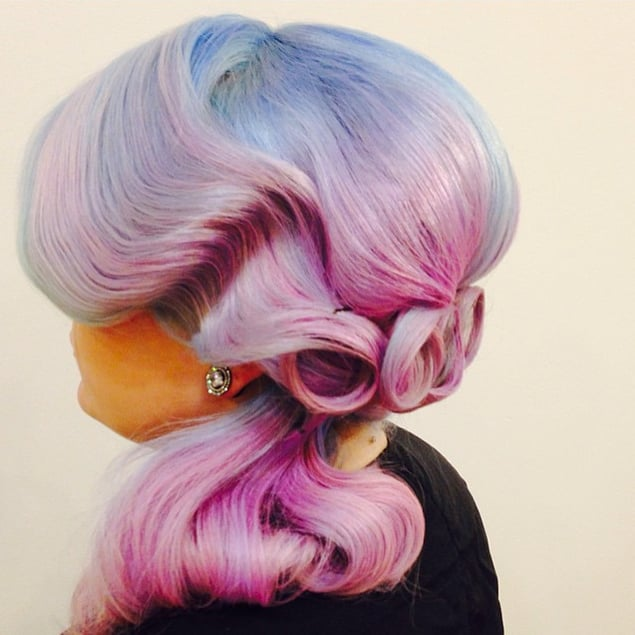 Cotton-Candy Coif