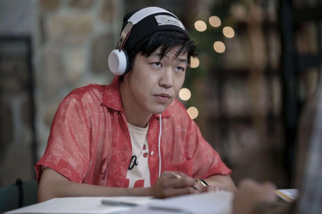 Jay Lee as Takumi in Looking For Alaska