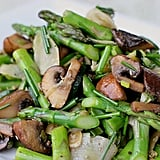 Marinated Mushroom and Asparagus Salad