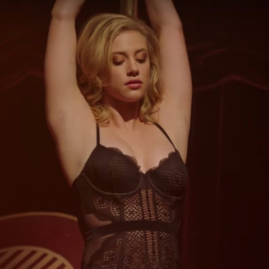 "Betty Singing ""Mad World"" on Riverdale Video"