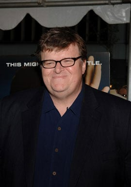 Michael Moore May Start Directing Feature Films