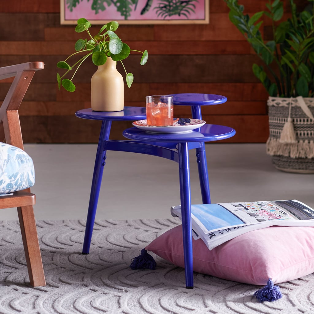 - Multi-Tier Metal Accent Table Small Space? No Problem — Walmart Has The  Furniture Fix You Need POPSUGAR Home Photo 36