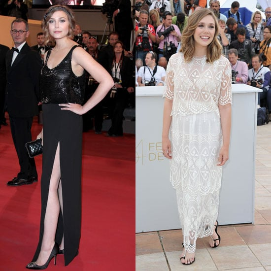 Elizabeth Olsen Pictures at the Cannes Film Festival