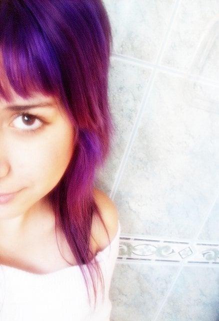 Layers of Purple