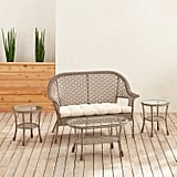 Celeste Gray 4-Piece Patio Collection