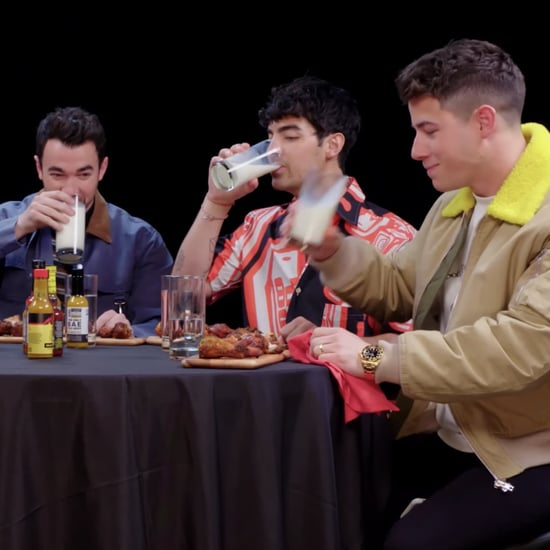 "Jonas Brothers First We Feast ""Hot Ones"" Video"