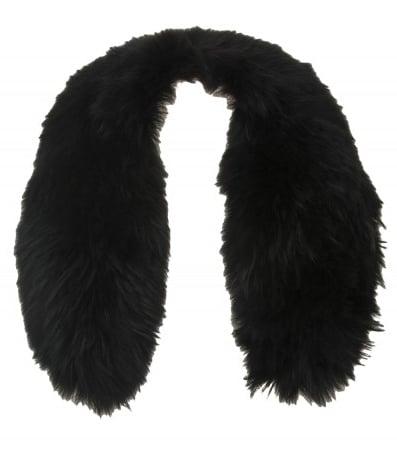 A Luxe Fur Collar