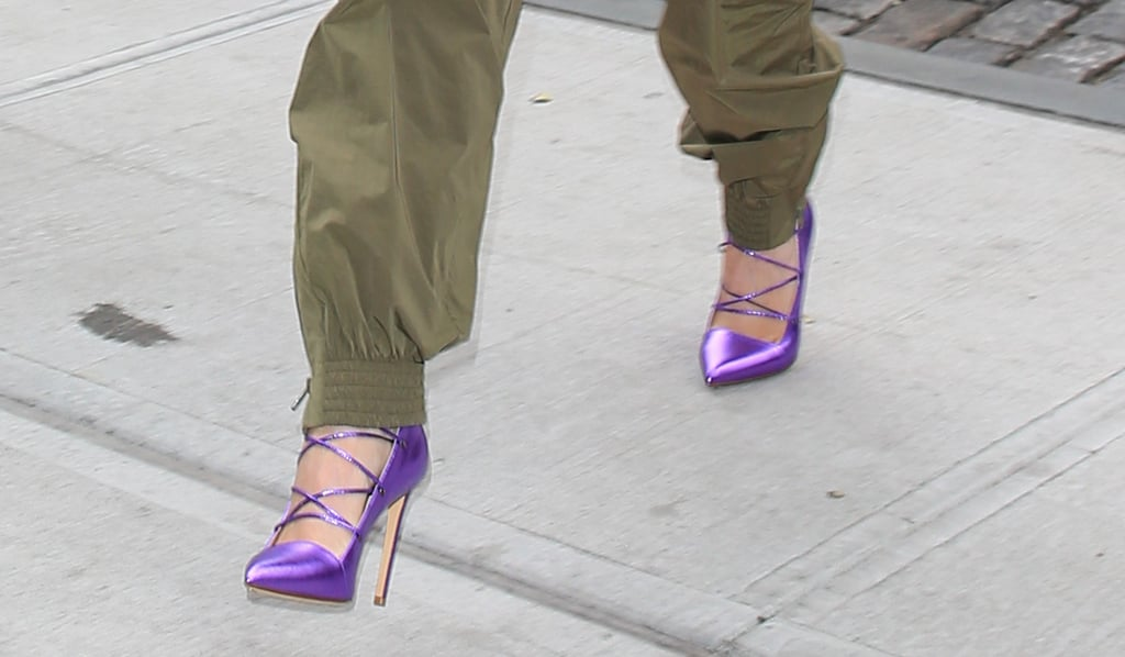 8520eb96e36 Kylie Jenner Sexy Shoes
