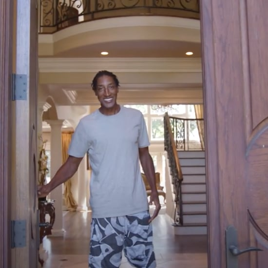 Pictures of Scottie Pippen's Chicago House
