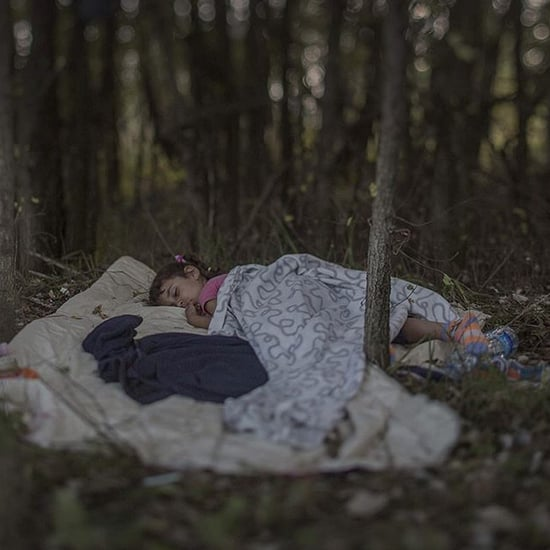 Magnus Wennman Photos of Syrian Refugee Children