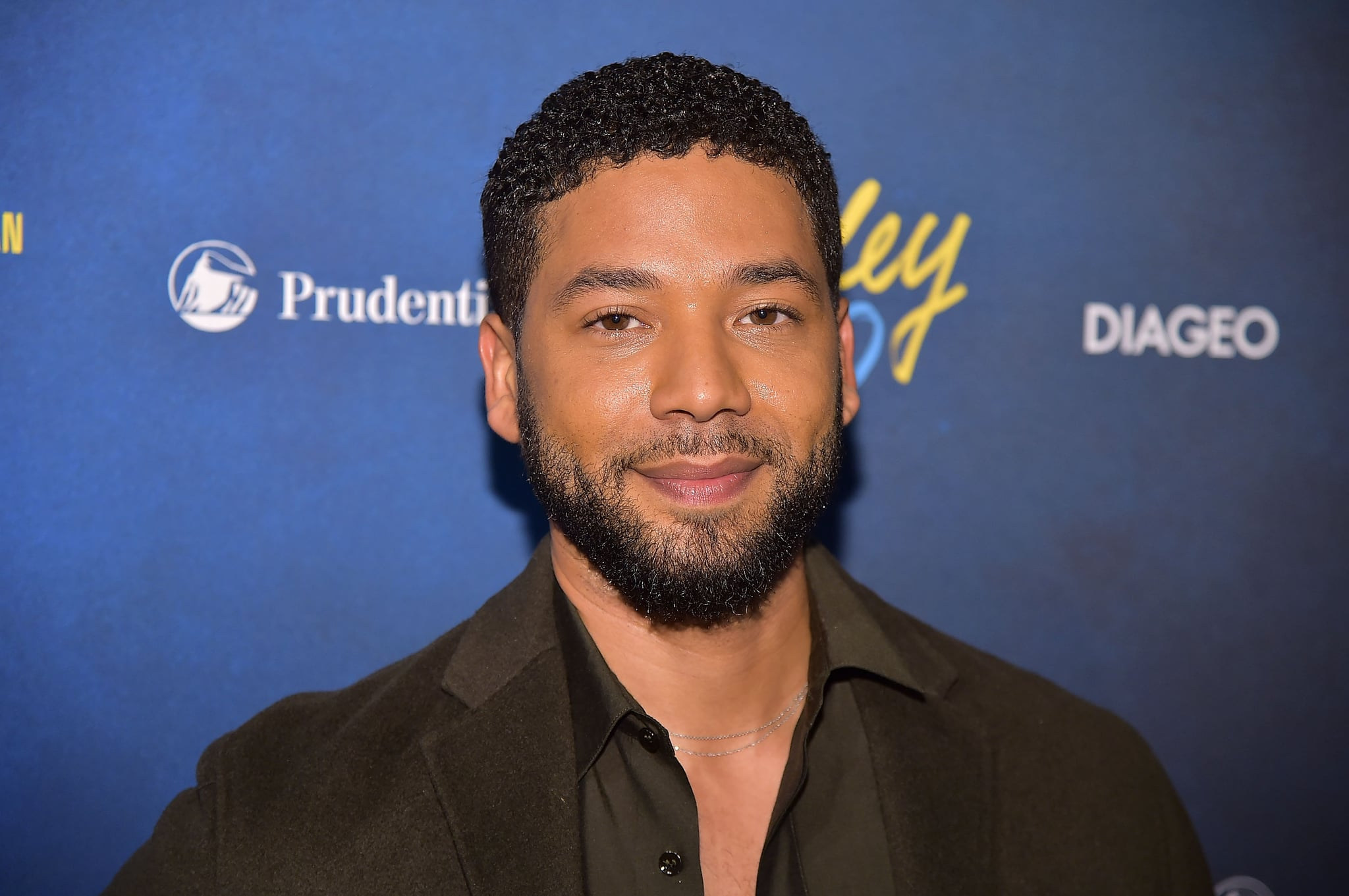 NEW YORK, NY - NOVEMBER 28:  Jussie Smollett attends the Alvin Ailey American Dance Theatre's 60th Anniversary Opening Night Gala Benefit at New York City Centre on November 28, 2018 in New York City.  (Photo by Theo Wargo/Getty Images)