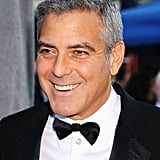 George Clooney hit the red carpet in style.